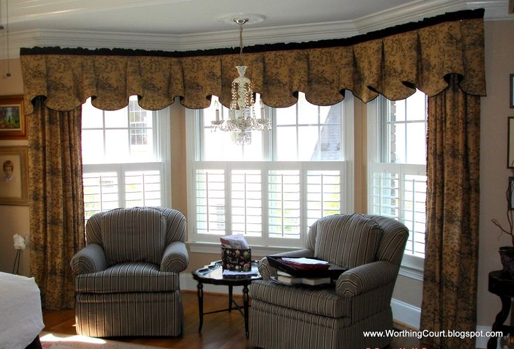 22 Best Images About Window Treatment On Pinterest Bay