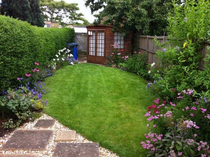 17 Best Images About Terraced House Garden On Pinterest