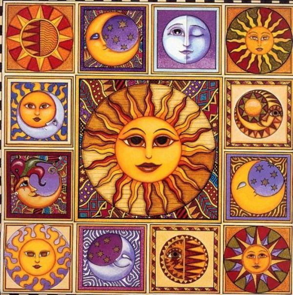 Dan Morris - Sun face | Sun and moon | Pinterest | Sun ...