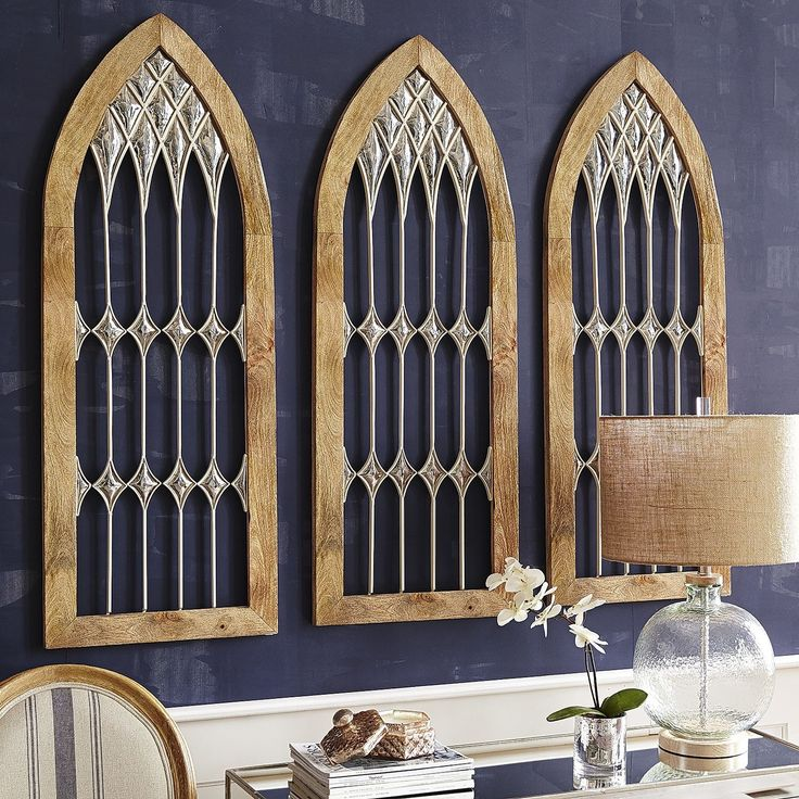 evoking the drama of an old world cathedral our arched on wall art decor id=42137
