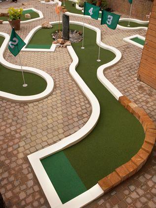 17 Best Ideas About Miniature Golf On Pinterest Putt