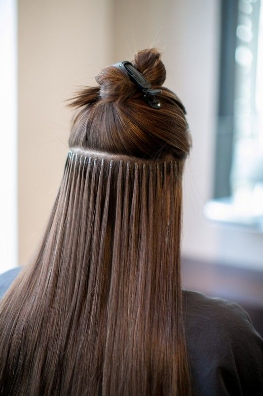 25 Best Ideas About Fusion Hair Extensions On Pinterest