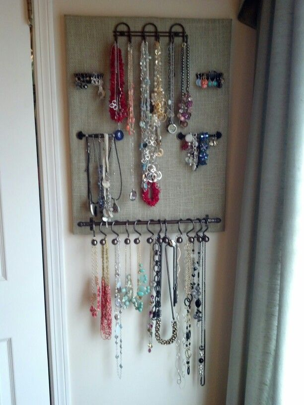 Jewelry Organizer Made With Mdf Board Cabinet Hardware