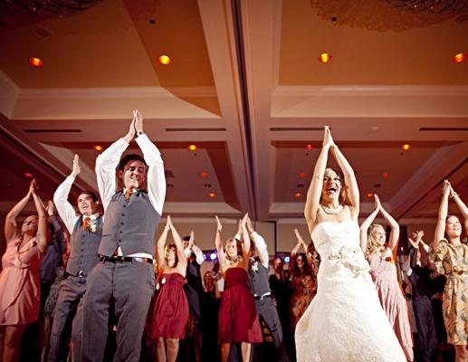 A (Surprise) Choreographed Dance