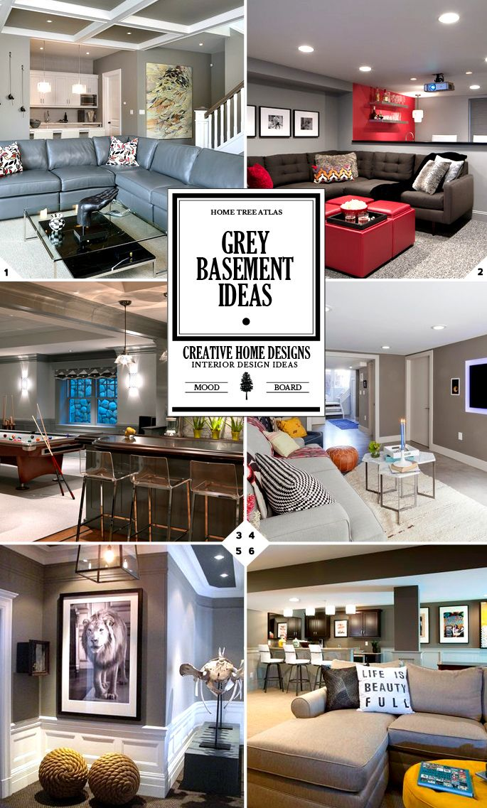 41 best images about basement ideas on pinterest modern on basement color palette ideas id=83658