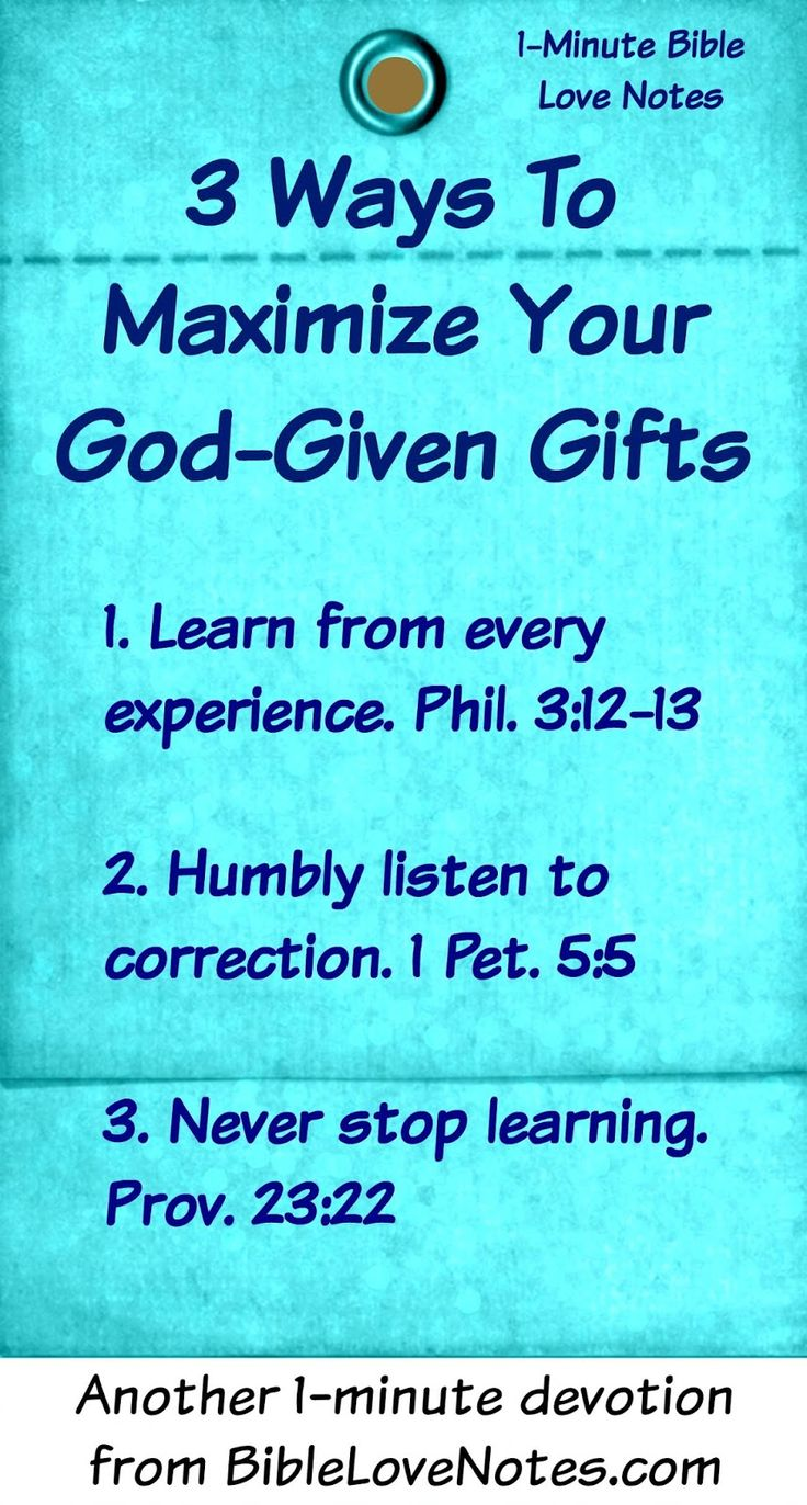 3 ways to maximize your godgiven gifts talents skills