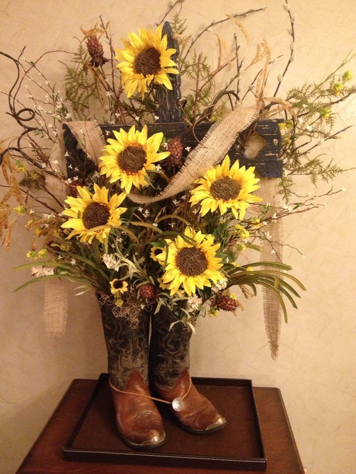 Custom Silk Floral Arrangements