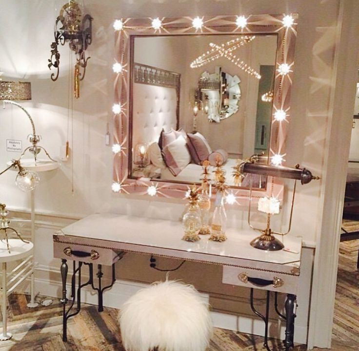 58 best images about Makeup Room on Pinterest | Ikea ... on Makeup Room Ideas  id=74989