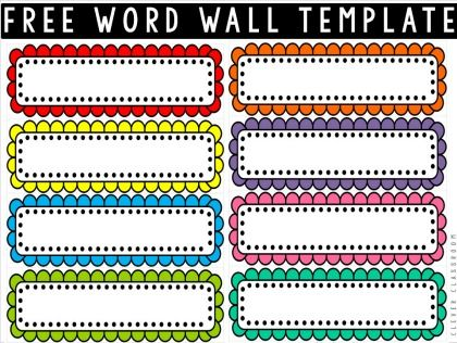 104 best images about word walls on pinterest portable on word wall id=88365