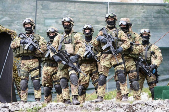 Image result for italy army weapons photos