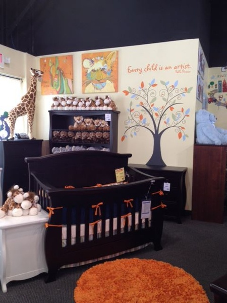 119 Best Images About Orange In The Nursery On Pinterest