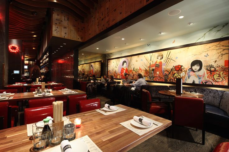 decorating attractive japanese restaurant modern design on great wall chinese restaurant id=40930