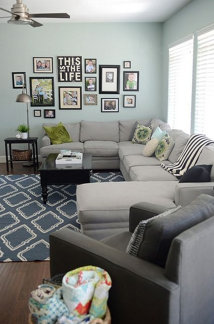 family room by croskelley, via Flickr