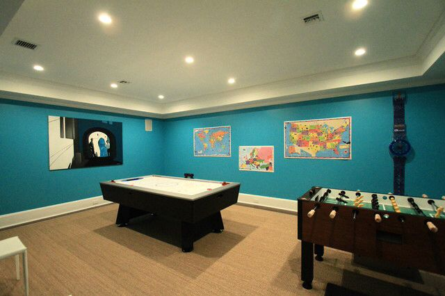 Hgtv helps you choose paint or home décor color schemes and combinations for kitchens, bedrooms, bathrooms and more to set the right mood in your space. 32 best images about Basement rooms on Pinterest | Theater ...