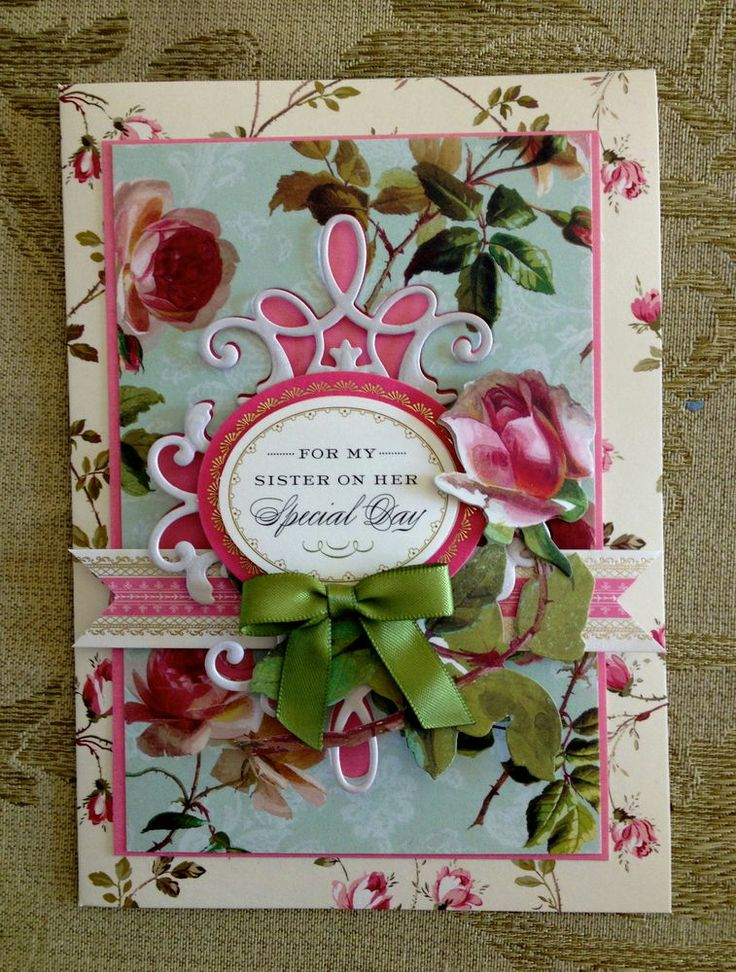 17 Best Images About Anna Griffin Cards On Pinterest