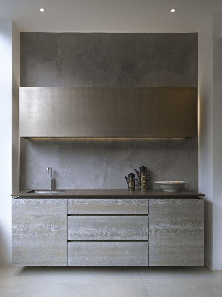 m minimal kitchen design minimalism interior grey driftwood driftwood veneer wall on kitchen interior grey wood id=20594