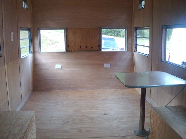 70s Terry Travel Trailer Remodel Old 1970s Terry Travel
