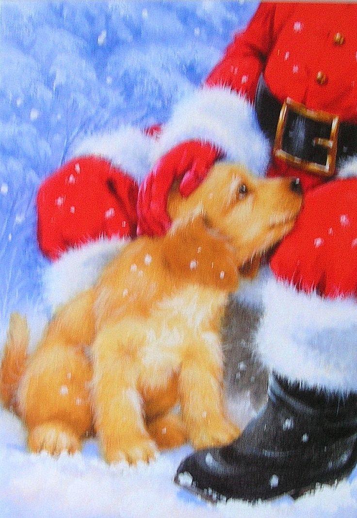 Leanin Tree Dog Christmas Cards
