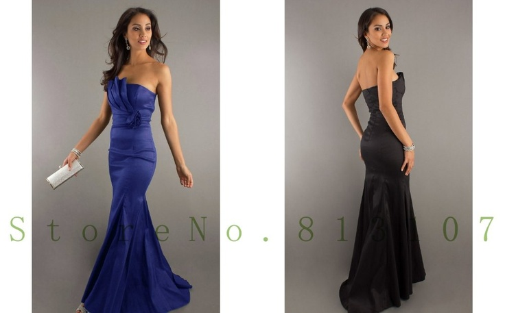 Best Ideas About Strapless Form, Long Strapless And