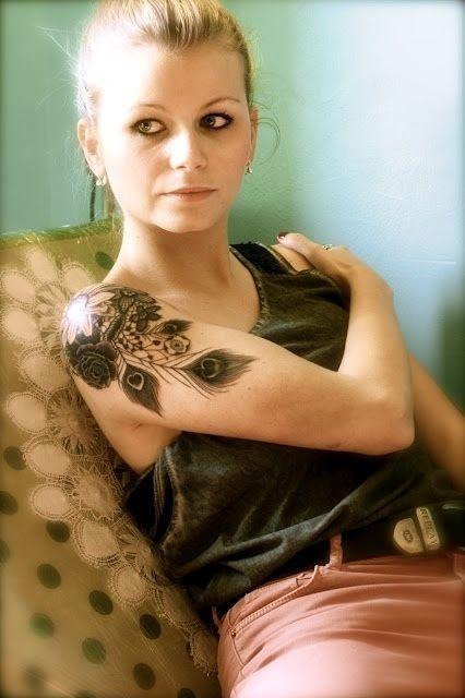 I dont think I could get a tatoo bu