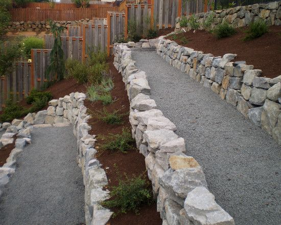 17 Best images about landscaping on a slope on Pinterest ... on Steep Sloping Garden Ideas  id=92904