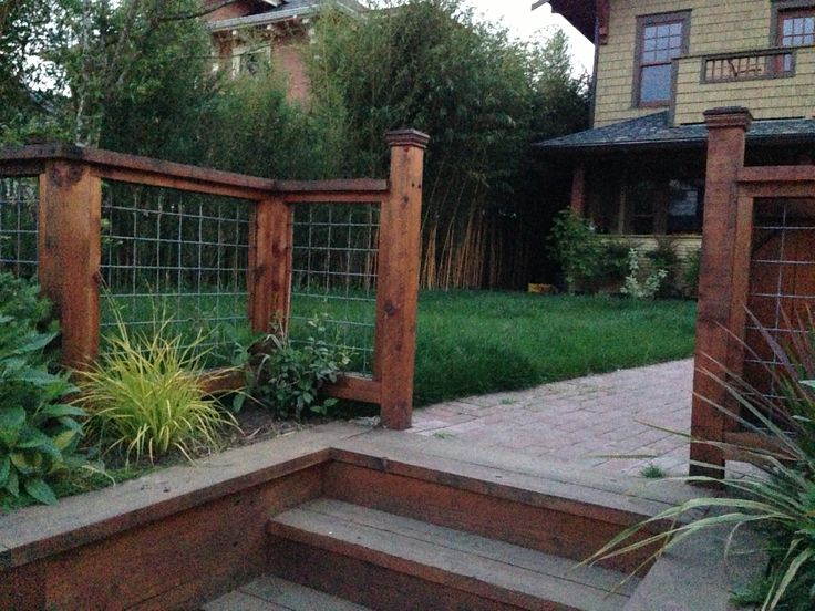 Low Fence For Front Yard