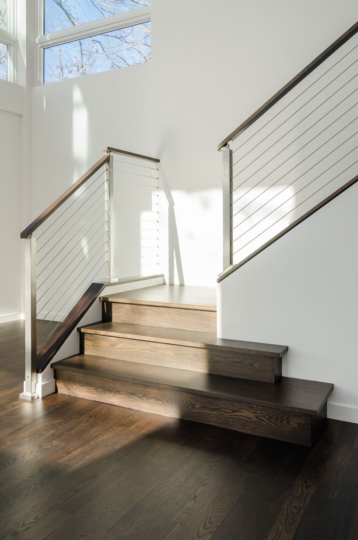 25 Best Ideas About Cable Railing On Pinterest Loft Railing Industrial Handrail And Stairs