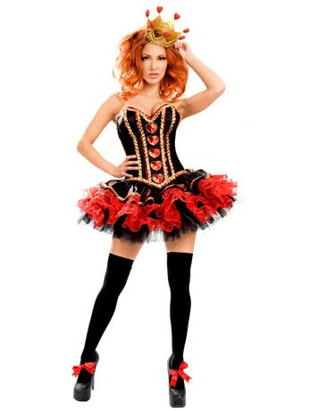 9 best images about Queen of Hearts on Pinterest ...