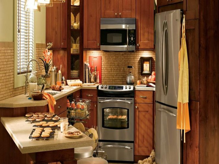 Adorable Tiny Kitchen Kool Kitchens Pinterest A Well Eat In Kitchen And Small Kitchens
