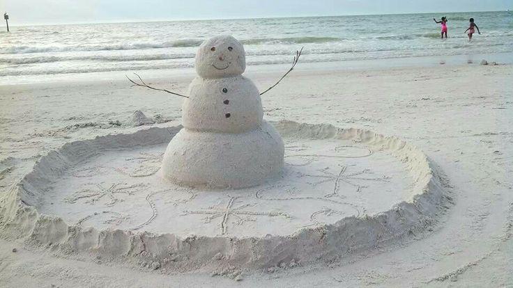 Sand Snowman Sand Art Pinterest Snowman And Sands