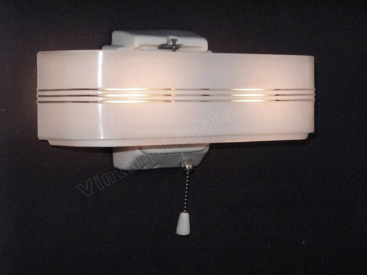 157 best images about Vintage Bathroom Light Fixtures on ... on Height Of Bathroom Sconce Lights id=49730