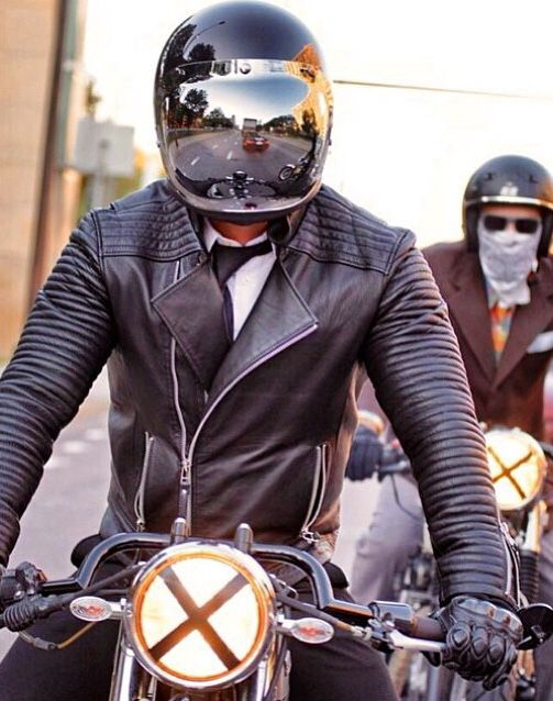 17 Best Ideas About Cafe Racer Helmet On