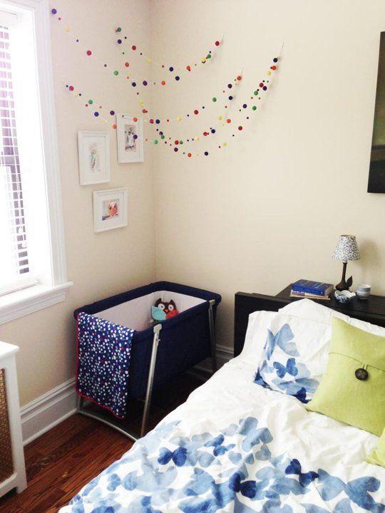 Emily S Nursery Nook In The Bedroom