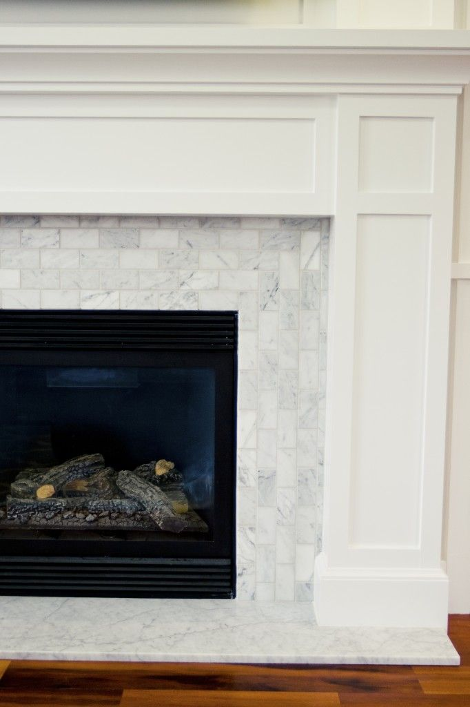 Tile Fireplace Surround Designs WoodWorking Projects Amp Plans
