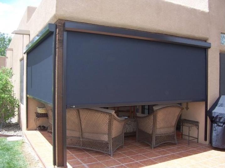 Best Outdoor Patio Blinds Ideas Home Designs Insight