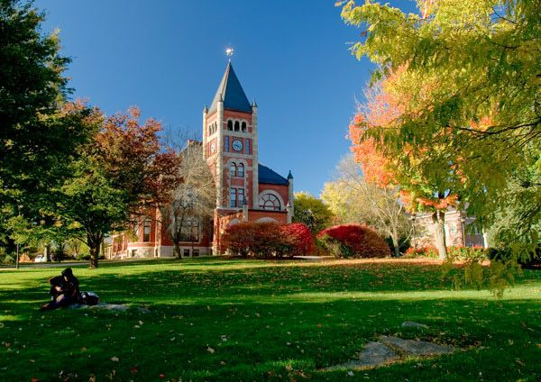 Image result for thompson hall lawn unh