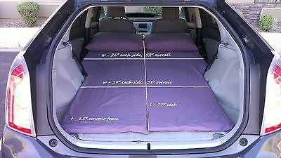 Prius Camping Custom Fit Gen III Sleeping Camper
