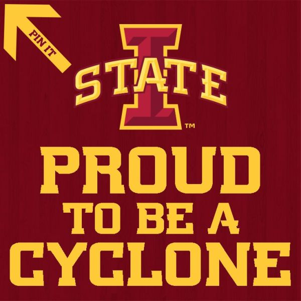 235 best images about Iowa State Cyclones on Pinterest ...