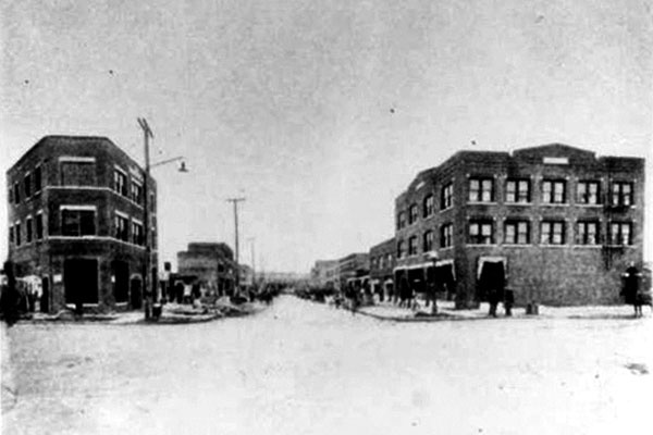 tulsa black wall street before the massacre the success on black wall street id=51255