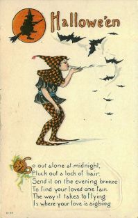 scottish halloween poems