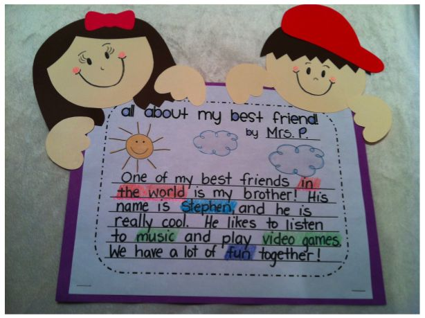 Friendship Writing Craftivity Amp How Many Words Can You