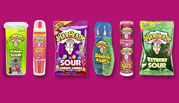 Look at all the ways you can enjoy Warheads! Favorite ...