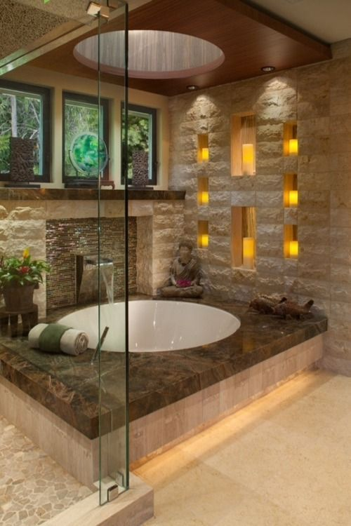 Luxurious Master Bathrooms 10 Handpicked Ideas To