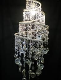 Recycled Chandelier Ideas Google Search