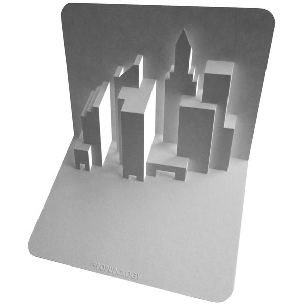 Skyline Pop Up Card Click On Link For Free Video Tutorial