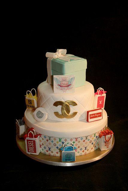 Louis Vuitton Chanel Amp Tiffany Cakes Weddings