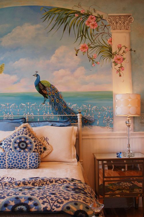 242 best images about wall murals painted furniture on on wall murals id=92466