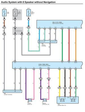 2007 Camry wiring diagram | Working in my Garage