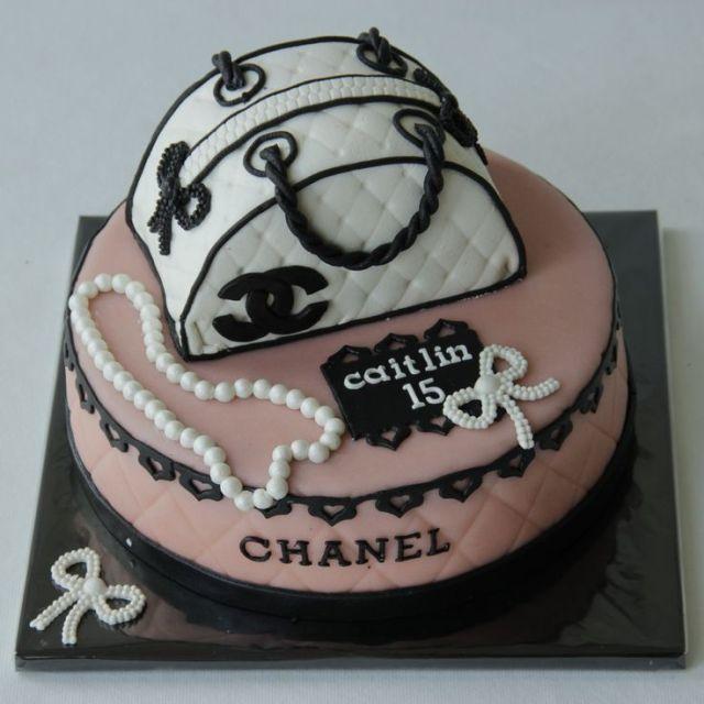 Birthday cake 4 my 15 year old niece cakes pinterest