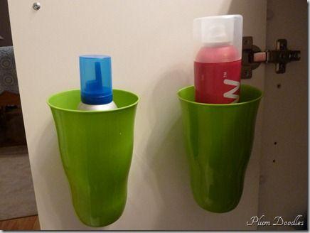212 Best Ideas About ORGANIZE Bathroom On Pinterest